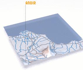 3d view of Andir