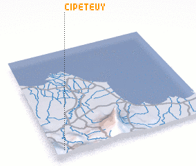 3d view of Cipeteuy