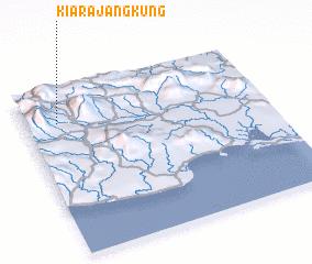 3d view of Kiarajangkung