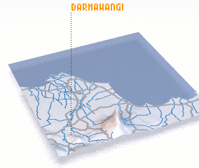 3d view of Darmawangi