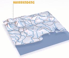 3d view of Haurrendeng
