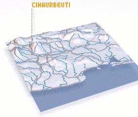 3d view of Cihaurbeuti