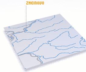 3d view of Zmeinovo