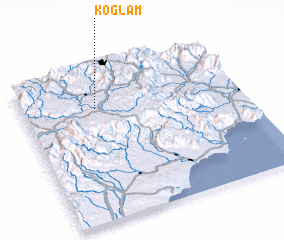 3d view of Koglam