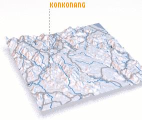 3d view of Kon Konang