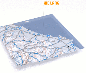 3d view of Wi Blang