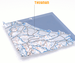 3d view of Thuận An