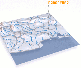 3d view of Nanggewer