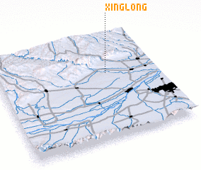 3d view of Xinglong