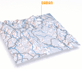 3d view of Ðá Bàn