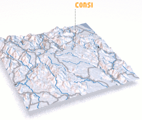 3d view of Con Sĩ