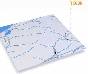 3d view of Tegda