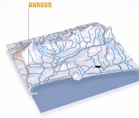3d view of Wangon