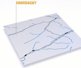 3d view of Khandagay