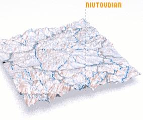 3d view of Niutoudian