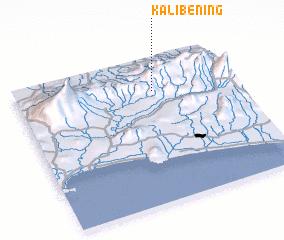 3d view of Kalibening
