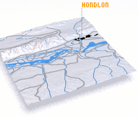 3d view of Hondlon