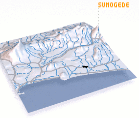 3d view of Sumogede