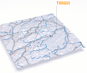 3d view of Tongxi