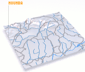3d view of Moumba