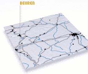 3d view of Beuren