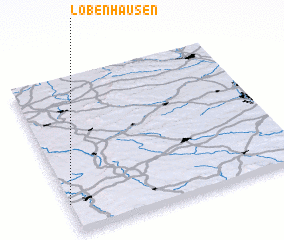 3d view of Lobenhausen