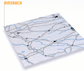 3d view of Binsbach
