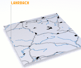 3d view of Lahrbach