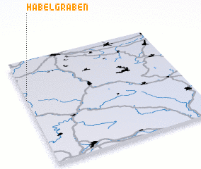 3d view of Habelgraben