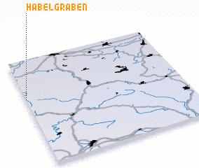 3d view of Habelgraben