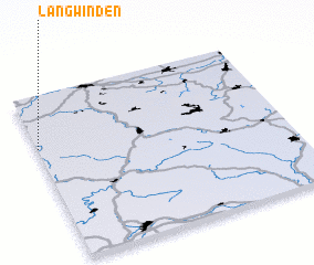 3d view of Langwinden