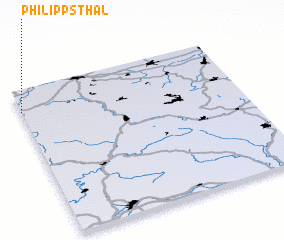 3d view of Philippsthal