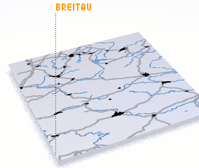 3d view of Breitau