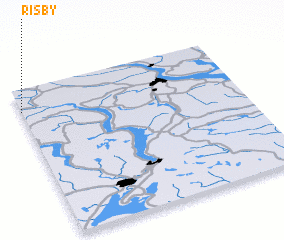 3d view of Risby