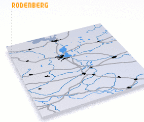 3d view of Rodenberg