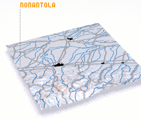 3d view of Nonantola