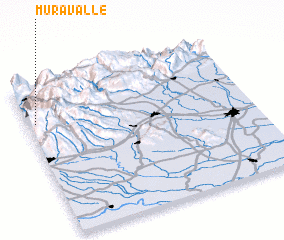 3d view of Muravalle