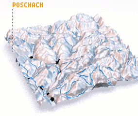 3d view of Poschach