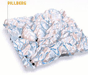 3d view of Pillberg