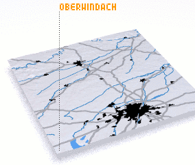 3d view of Oberwindach