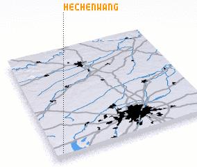 3d view of Hechenwang