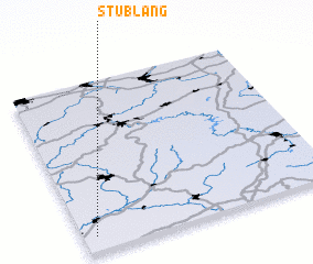 3d view of Stublang
