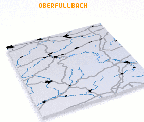 3d view of Oberfüllbach