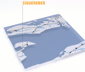 3d view of Siggeneben