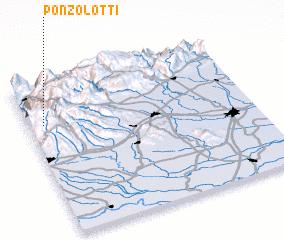 3d view of Ponzolotti