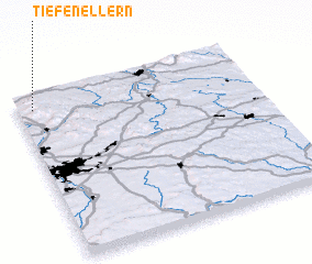 3d view of Tiefenellern