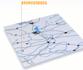 3d view of Brömsenberg