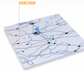3d view of Körchow