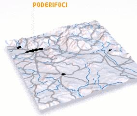 3d view of Poderi Foci
