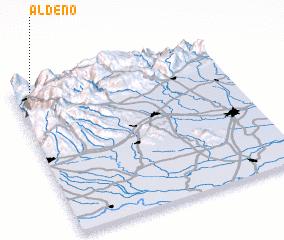 3d view of Aldeno